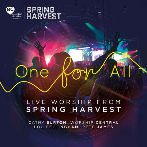 One For All: Live Worship From Spring Harvest 2017 CD