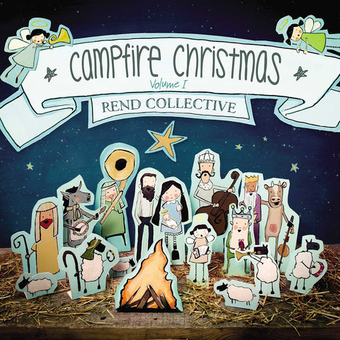 Campfire Christmas Vol 1 - Rend Collective - Re-vived.com