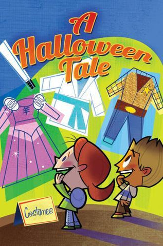 A Halloween Tale (Pack Of 25)
