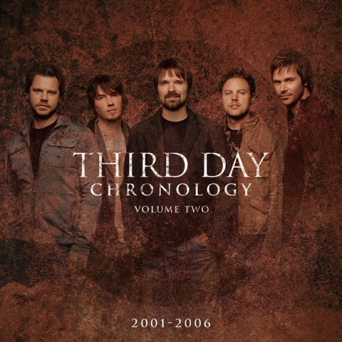 Chronology Volume 2 (2001-2006) CD/DVD - Third Day - Re-vived.com