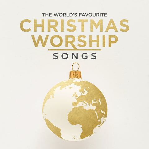 The World's Favourite Christmas Worship Songs 3CD