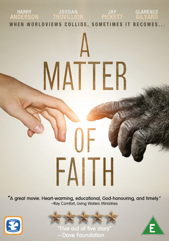 A Matter Of Faith DVD - Re-vived - Re-vived.com