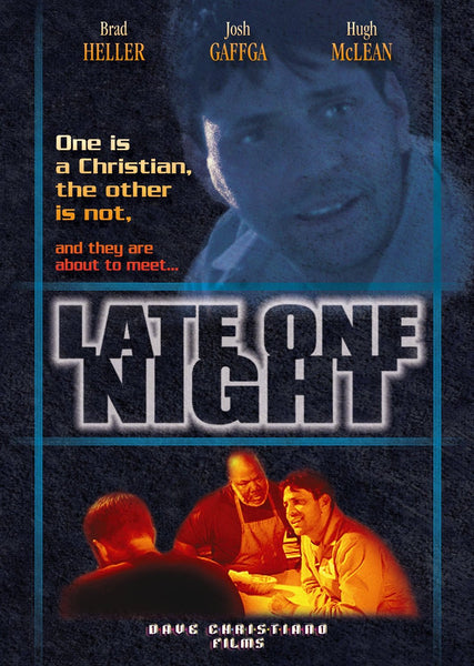 LATE ONE NIGHT DVD - Timeless International Christian Media - Re-vived.com