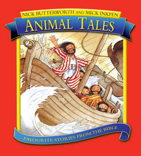 Animal Tales - Nick Butterworth, Mick Inkpen - Re-vived.com