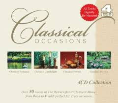 CLASSICAL OCCASIONS 4CD