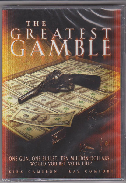 THE GREATEST GAMBLE DVD - Timeless International Christian Media - Re-vived.com