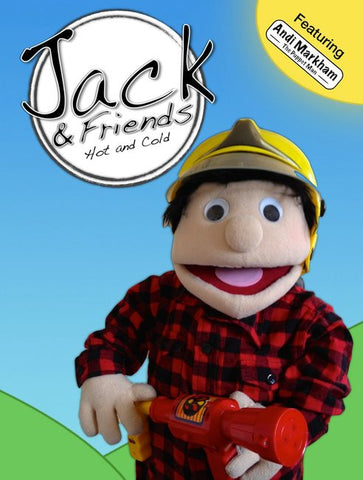 Jack & Friends: Hot And Cold DVD - Jack & Friends - Re-vived.com