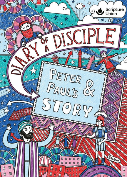 Diary of a Disciple: Peter and Paul's Story Paperback