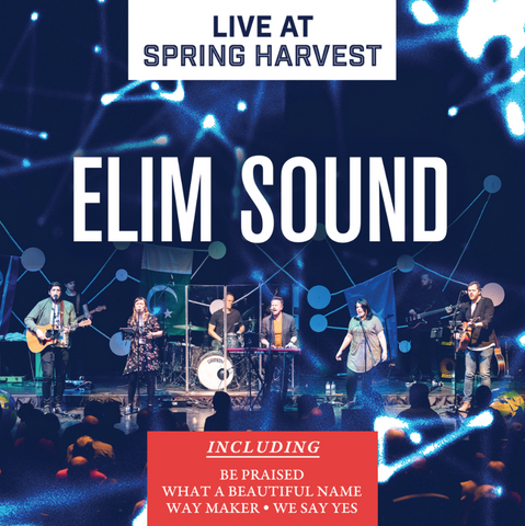 Elim Sound Live At Spring Harvest CD