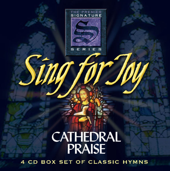 Sing For Joy Box Set: Chester Cathedral Choir & Scottish Festival Singers