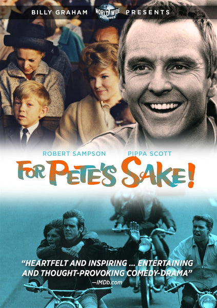 Billy Graham Presents: For Pete's Sake! DVD