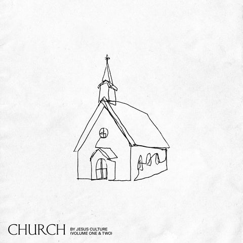 Jesus Culture: Church 2CD