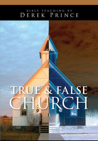 True and False Church DVD