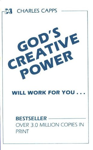 God's Creative Power Will Work for You