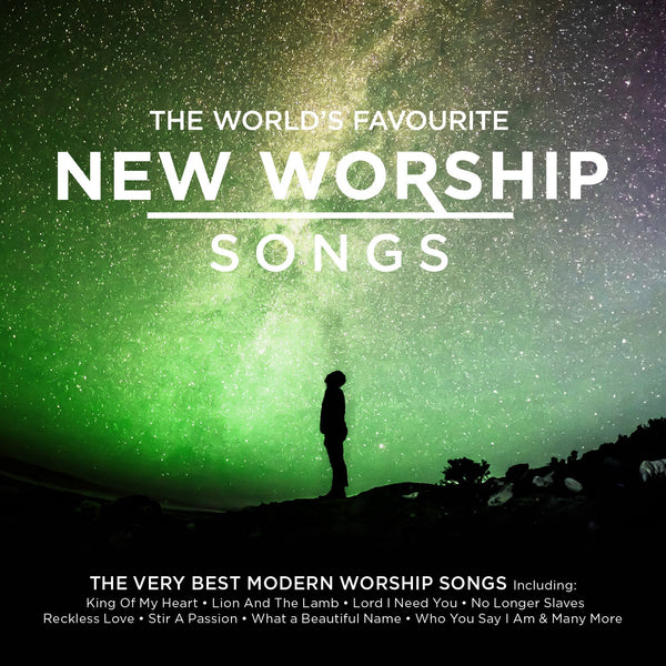 The World's Favourite New Worship Songs 3CD