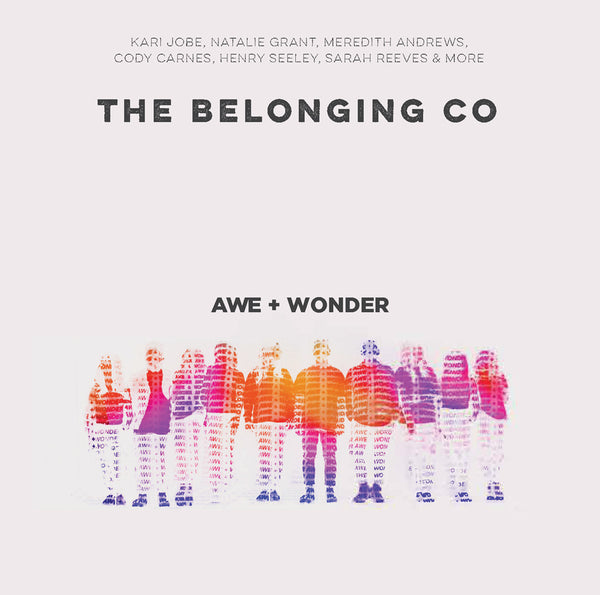 Awe + Wonder CD