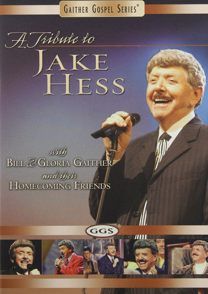 A Tribute To Jake Hess DVD - Bill & Gloria Gaither - Re-vived.com
