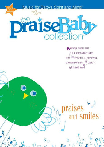 Praise Baby: Praises And Smiles DVD - Praise Baby - Re-vived.com