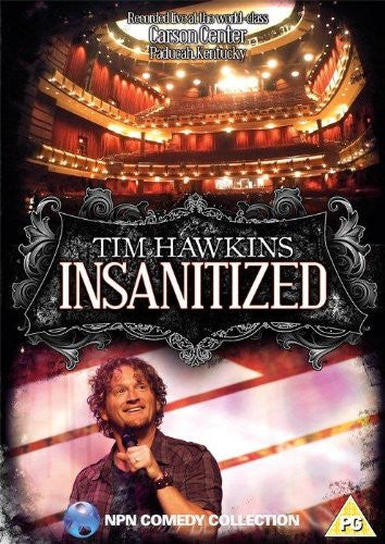 INSANITIZED DVD - Timeless International Christian Media - Re-vived.com