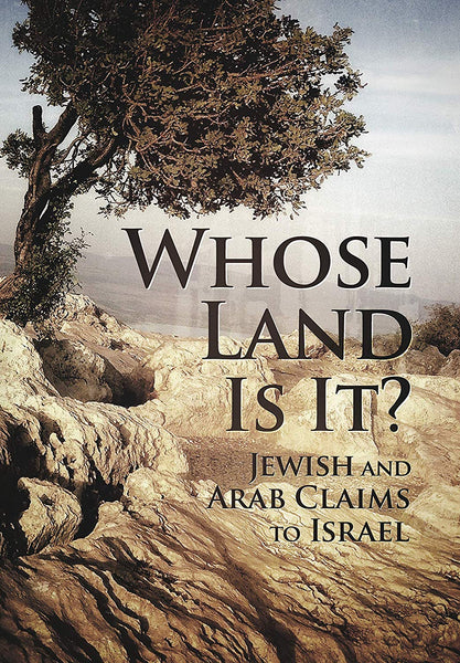 Whose Land Is It? - Jewish And Arab Claims To Israel DVD