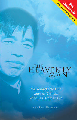 Heavenly Man - Paul Hattaway - Re-vived.com