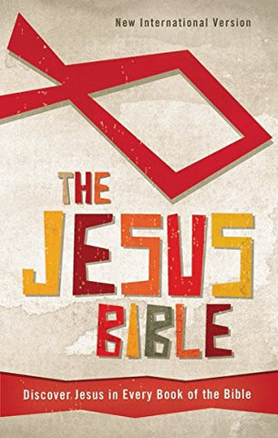 The Jesus Bible Hardback (US text)