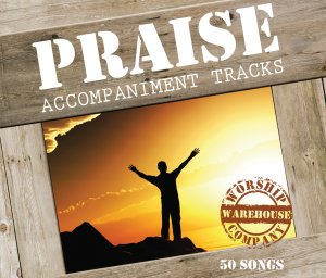 PRAISE ACCOMPANIMENT TRACKS 3CD