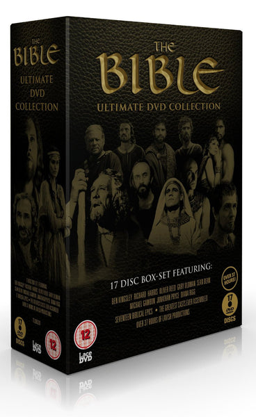 THE ULTIMATE BIBLE - DVD - TIME LIFE - Re-vived.com - 1