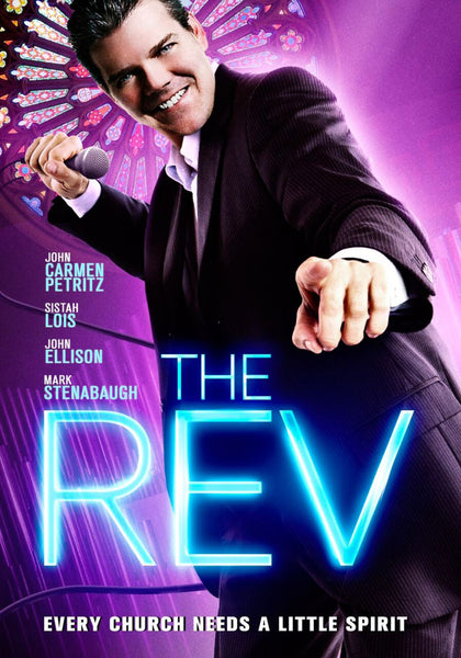 The Rev DVD - Various Artists - Re-vived.com