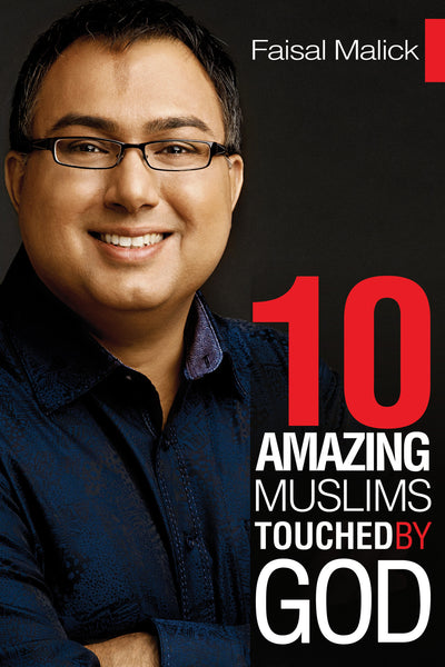 10 Amazing Muslims Touched By God Paperback Book - Faisal Malick - Re-vived.com
