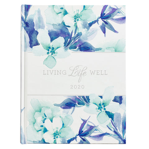 Living Life Well Daily Planner for Women 2020