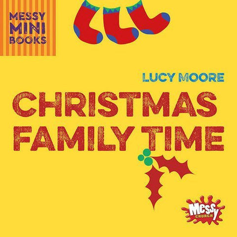 Christmas Family Time - Lucy Moore - Re-vived.com