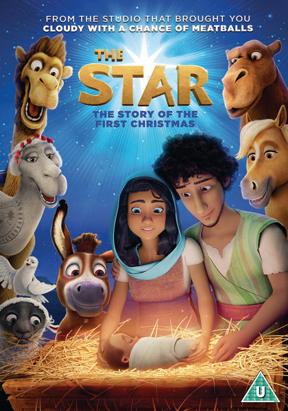 The Star DVD