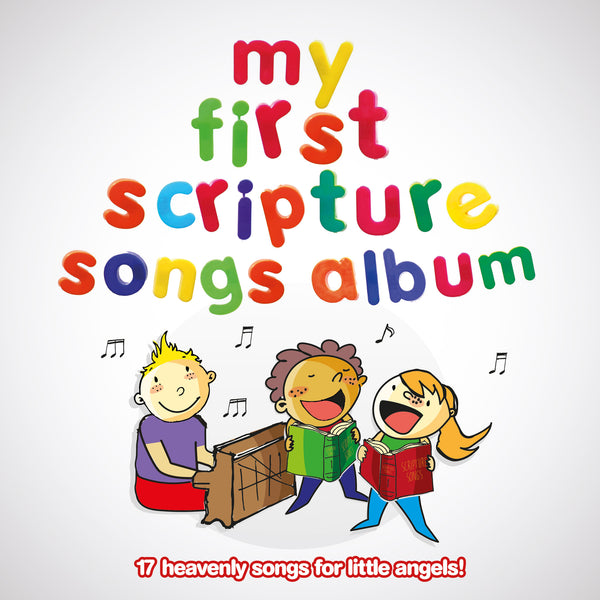 My First Scripture Songs Album - Various Artists - Re-vived.com