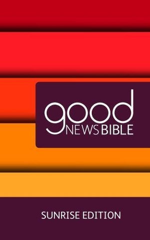 Good News Bible Sunrise Edition