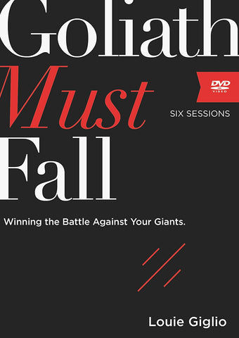 Goliath Must Fall: A DVD