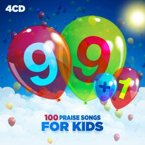 99+1 Praise Songs For Children - Various Artists - Re-vived.com