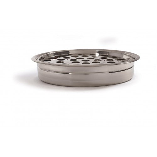 Communion Silver Tray and Disk