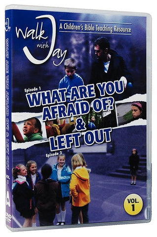 Walk With Jay #01: What Are You Afraid Of & Left Out DVD