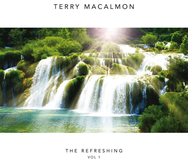 The Refreshing Vol.1 CD - Terry MacAlmon - Re-vived.com