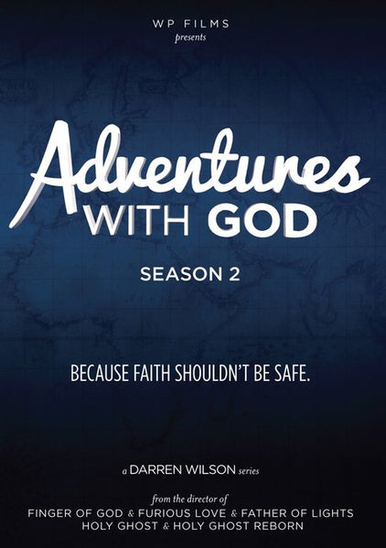 Adventures With God Season 2 - 4 DVD Set