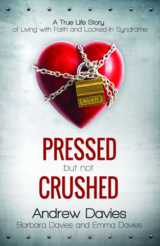Pressed But Not Crushed Paperback - Andrew Davies - Re-vived.com