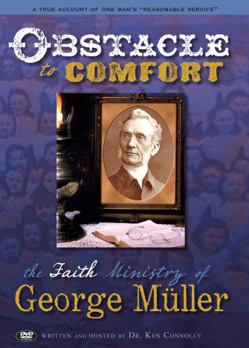 OBSTACLES TO COMFORT DVD - Timeless International Christian Media - Re-vived.com