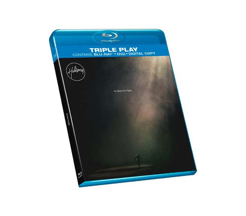 Let There Be Light Blu-Ray - Hillsong Worship - Re-vived.com