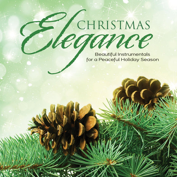 Christmas Elegance CD - Various Artists - Re-vived.com
