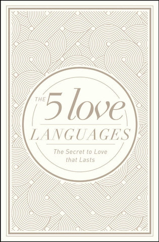 The 5 Love Languages Gift Edition Hardback
