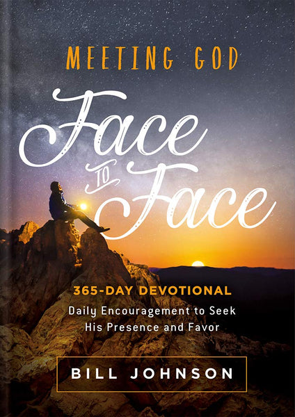 Meeting God Face to Face: 365 Daily Devotional
