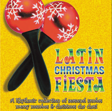 LATIN CHRISTMAS FIESTA - Classic Fox Records - Re-vived.com