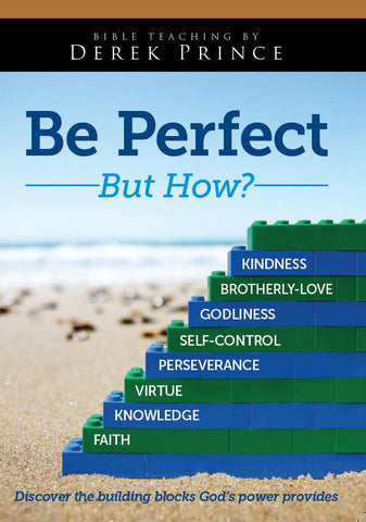 Be Perfect - But How? DVD