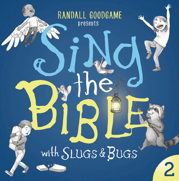 Sing the Bible Volume 2 CD